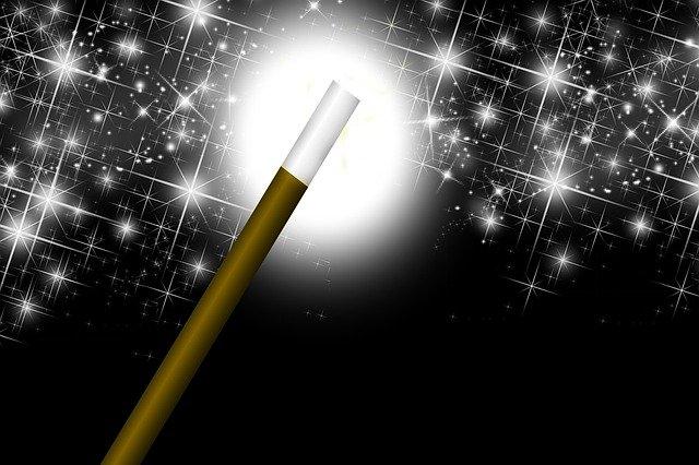 Kouzelnická hůlka