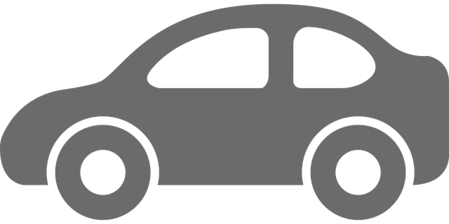Ikona automobilu