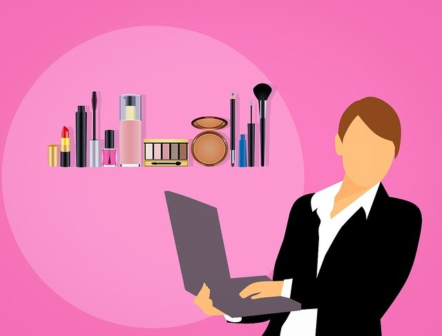 prodej kosmetiky přes pc