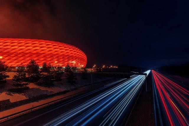 červené světlo
