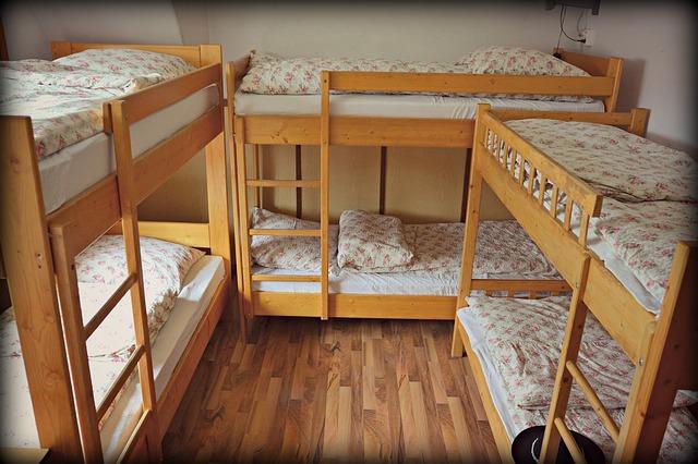 dětská ubytovna
