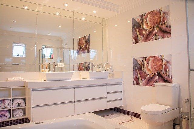 obrazy nad wc